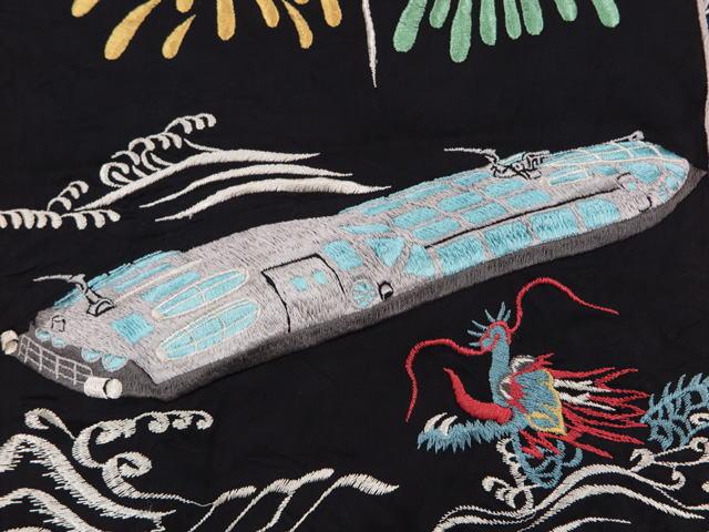 "SOUVENIR JACKET,""KOSHO & CO.""SPECIAL EDITION,""TOKYO 2020""דTOKYO 1965"",港商 スペシャルエディション・スカジャン,BLACK(ブラック),TT14632,TOYO ENTERPRISE 55th ANIVERSARY SPECIAL MODEL."