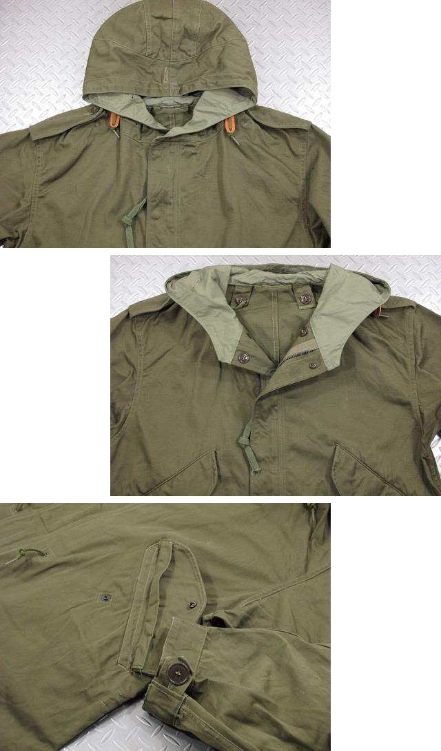 """初期型シェルパーカーの傑作★通常装備の上に着用するレイヤーシステムのアウター。BUZZ RICKSON'S(バズリクソンズ) PARKA-SHELL Type M-51""""BUZZ RICKSON CLOTHES""""(M-51シェルパーカージャケット) OLIVE DRAB(オリーブドラブ)"""