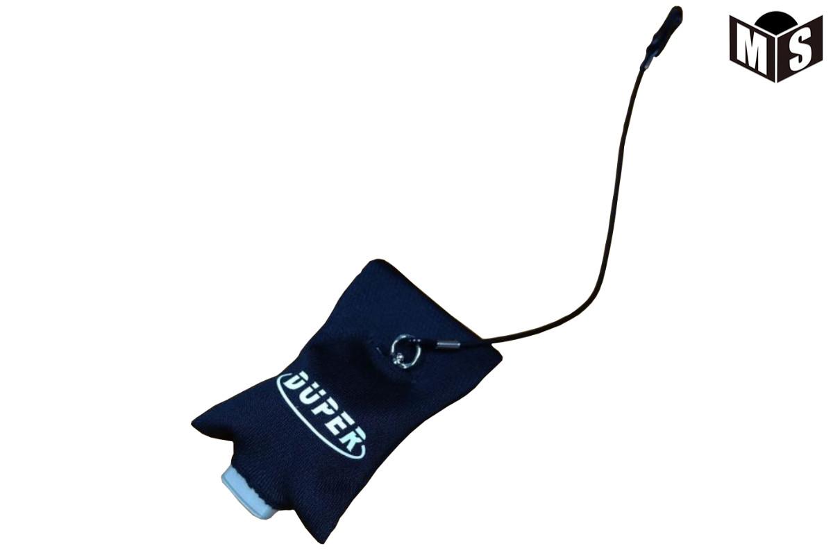 デューパー DUPER ホイッスルカバー(ブラック)【AC-120】【返品・交換不可】
