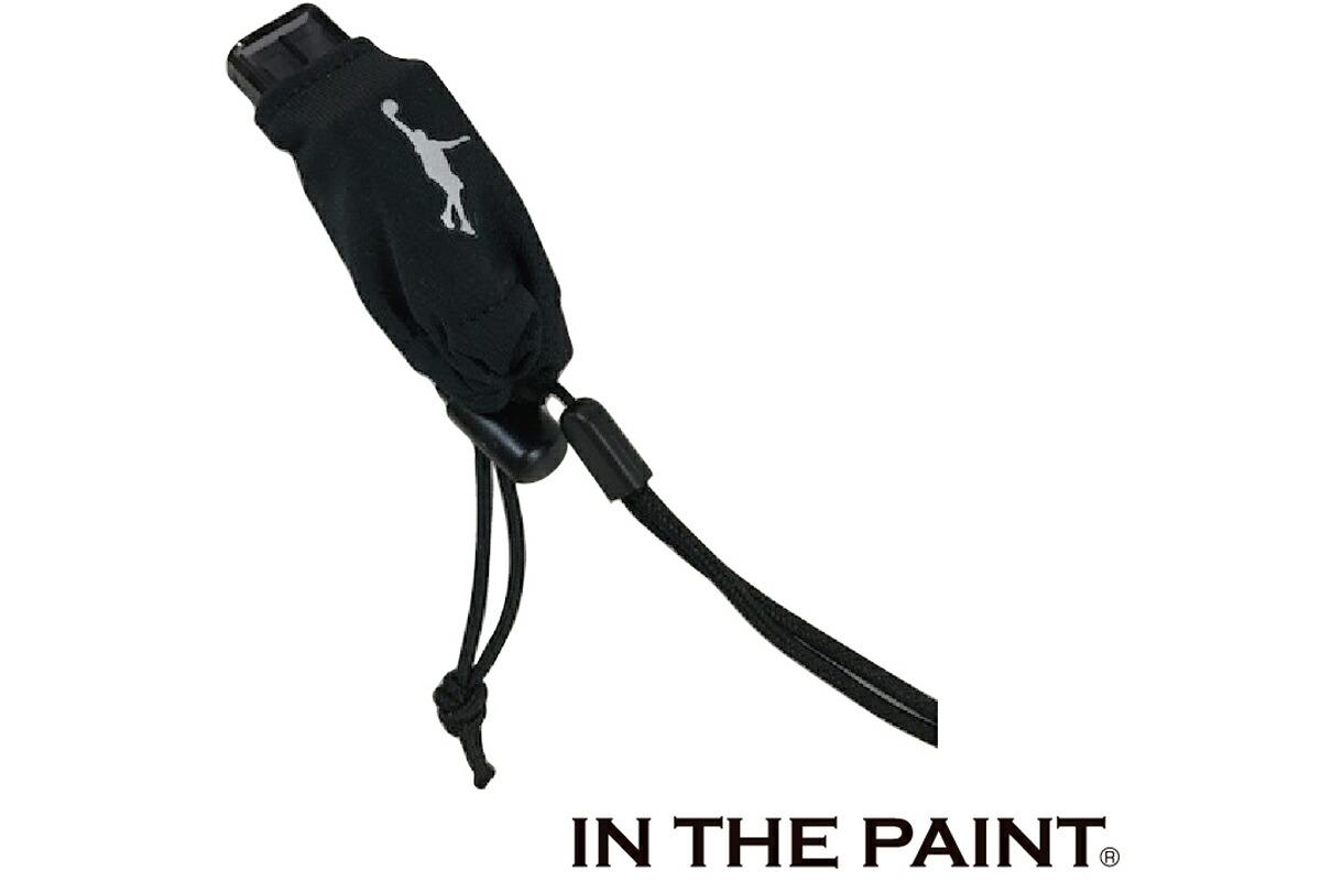 インザペイント IN THE PAINT ホイッスルカバー(ブラック)【ITPRF700】【返品・交換不可】