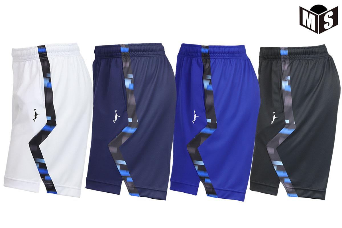2021春夏モデル【4色展開】インザペイント IN THE PAINT バスケ パンツ ショーツ(ポケット付き)【ITP21323】