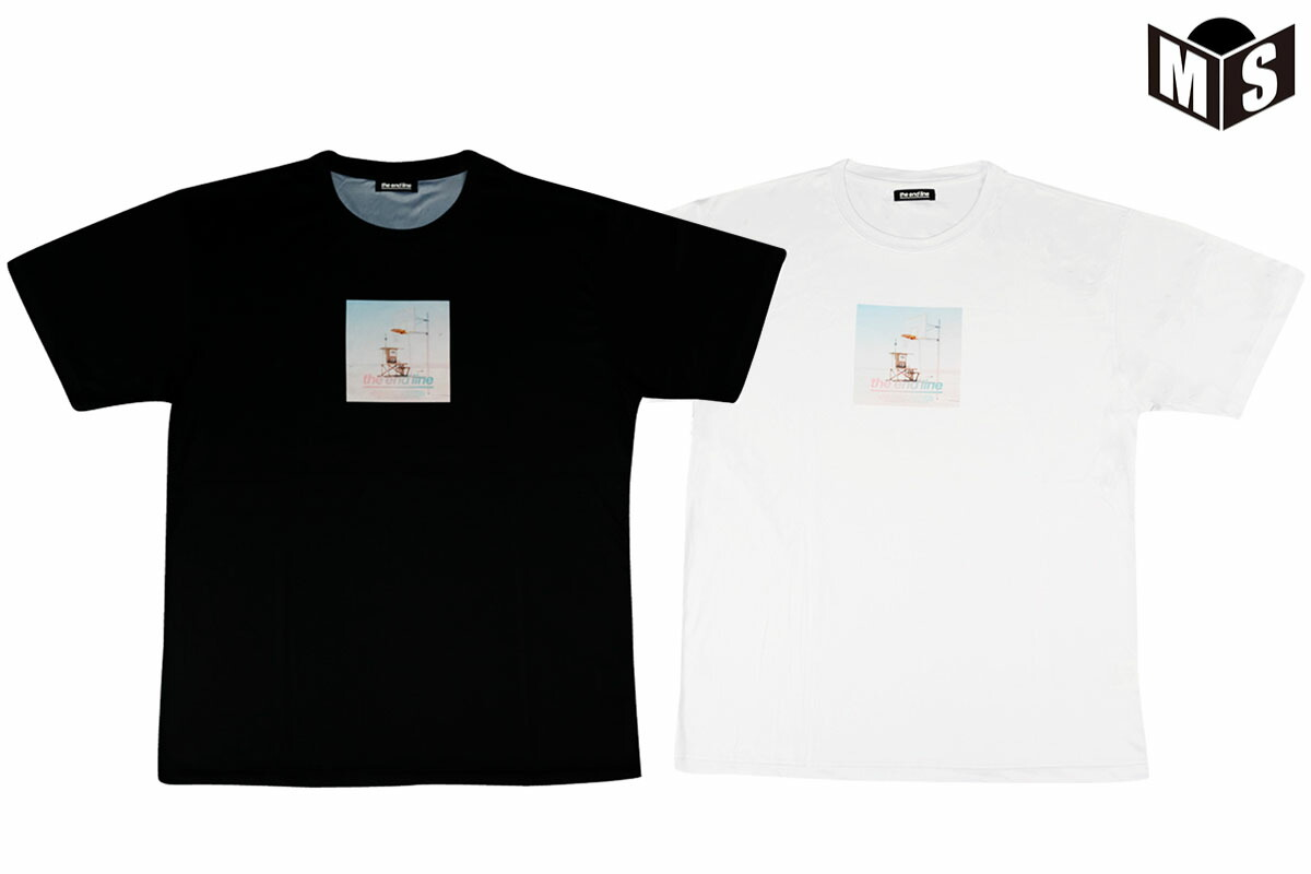 2021 HOT SUMMER COLLECTION【2色展開】インザペイント×ザエンドライン IN THE PAINT×the end line バスケ tシャツ AFTER Tシャツ【EL-2107】
