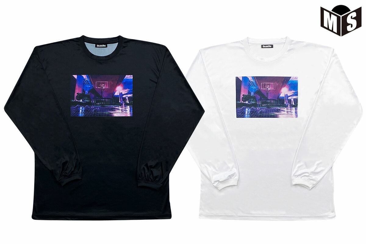 Virtual World ロングTシャツ