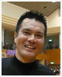 島本 英樹氏写真
