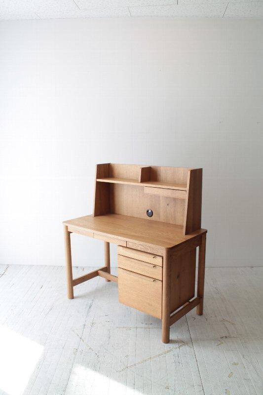 Scandinavian Style Desk norte | rakuten global market: width 112 solid oak desk