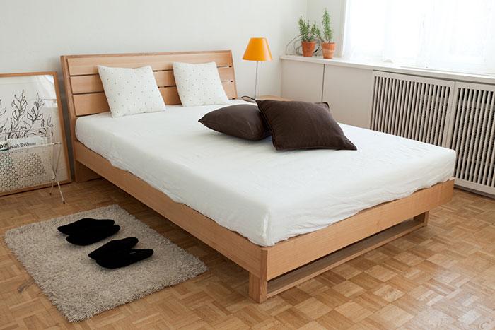 事例ベッド