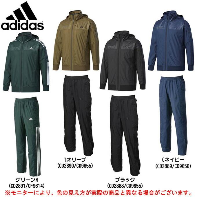 adidas(アディダス)24/7 ウインドブレーカー 上下セット(DUQ97/DUQ98)