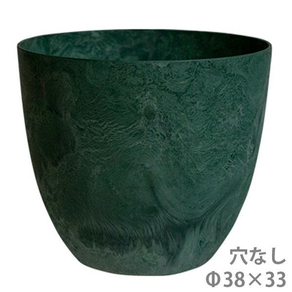 アートストーン ボーラカバー グリーン Φ38×33cm(穴無し) AS-190138GN