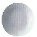 白山陶器 シェル白磁 取皿 A