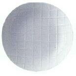 白山陶器 シェル白磁 取皿 B