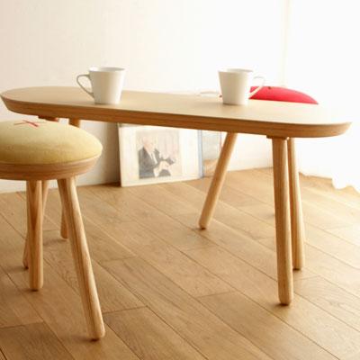 マフィン テーブル