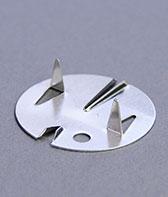 キャンドルパーツ・座金[φ2.5cm]