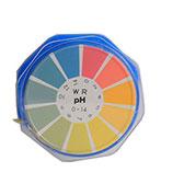 ロール式pH試験紙/pH1〜14