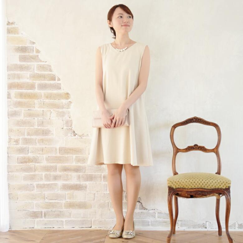 フォーマル 授乳服 エクラモデル写真1