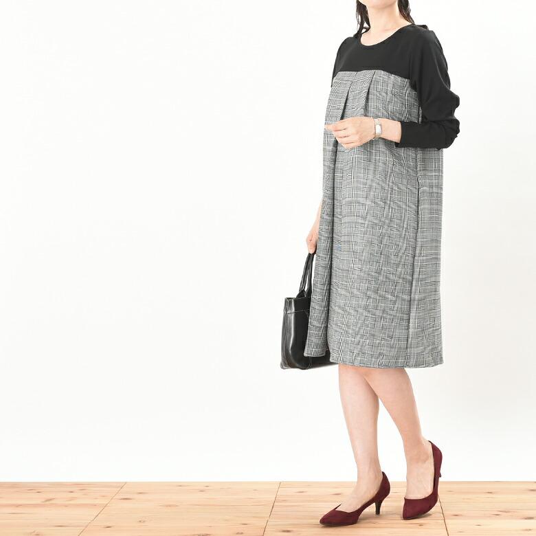 モーハウスの授乳服CHACO(チャコ)モデル写真2