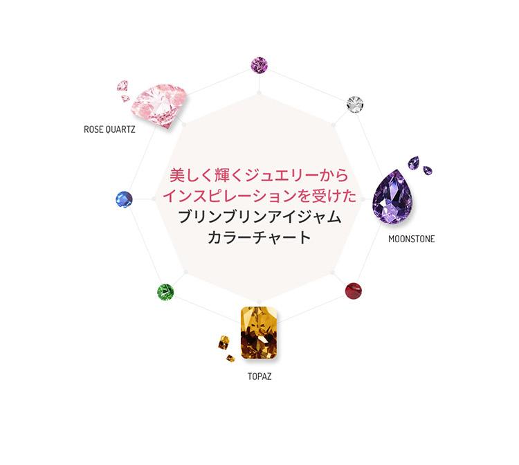ラメ VAVIMELLO バビメロ [正規品]ブリンブリンアイジャム 話題のジェリーシャドウ パール 韓国コスメ 化粧品 Y283