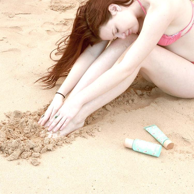 日焼け対策 SUNBATH サンバス パケ買い 日焼け後の乾燥したお肌へ アフターサンウォータージェル 保湿 ひんやり Y545