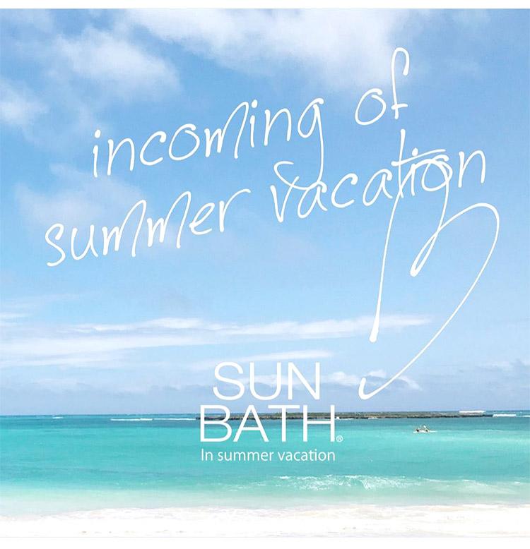 潤い SUNBATH サンバス パケ買い 日焼け後の乾燥したお肌へ アフターサンスパークリングスプレー 保湿 ひんやり Y546