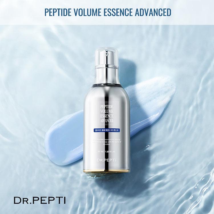 集中ケア Dr.Pepti ドクターペプチ ペプチドボリュームエッセンス 韓国コスメ 美肌 Y567