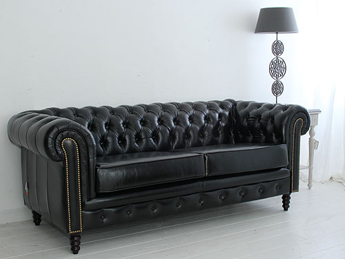 Chesterfield 3p sofa