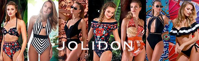 イタリア インポート ブランド JOLIDON 水着新作UP!