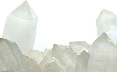 カンチェンジュンガ産水晶(ヒマラヤ山脈)