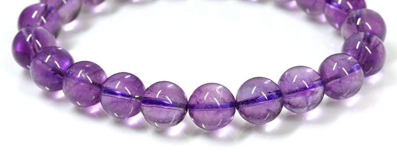 パープル(紫色)の天然石特集