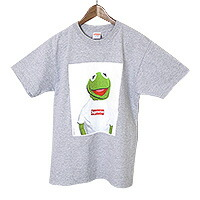 Supreme 08SS Kermit The Frog Tee BOX LOGO カーミット Tシャツ