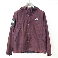 Supreme×THE NORTH FACE 12AW Mountain Sell Jacket corduroy マウンテンジャケット