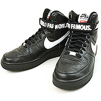 NIKE×Supreme AIR FORCE 1 HIGH SUPREME SP