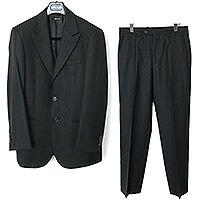 ピークドラペル2Bスーツ