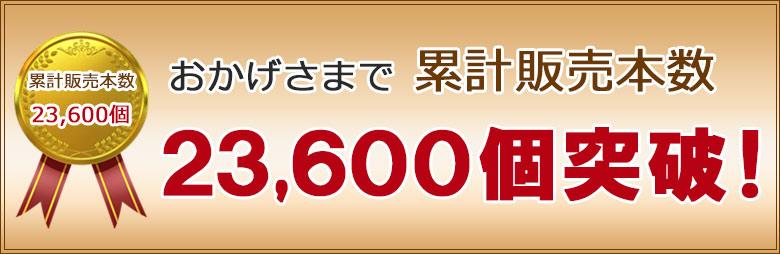 23600個