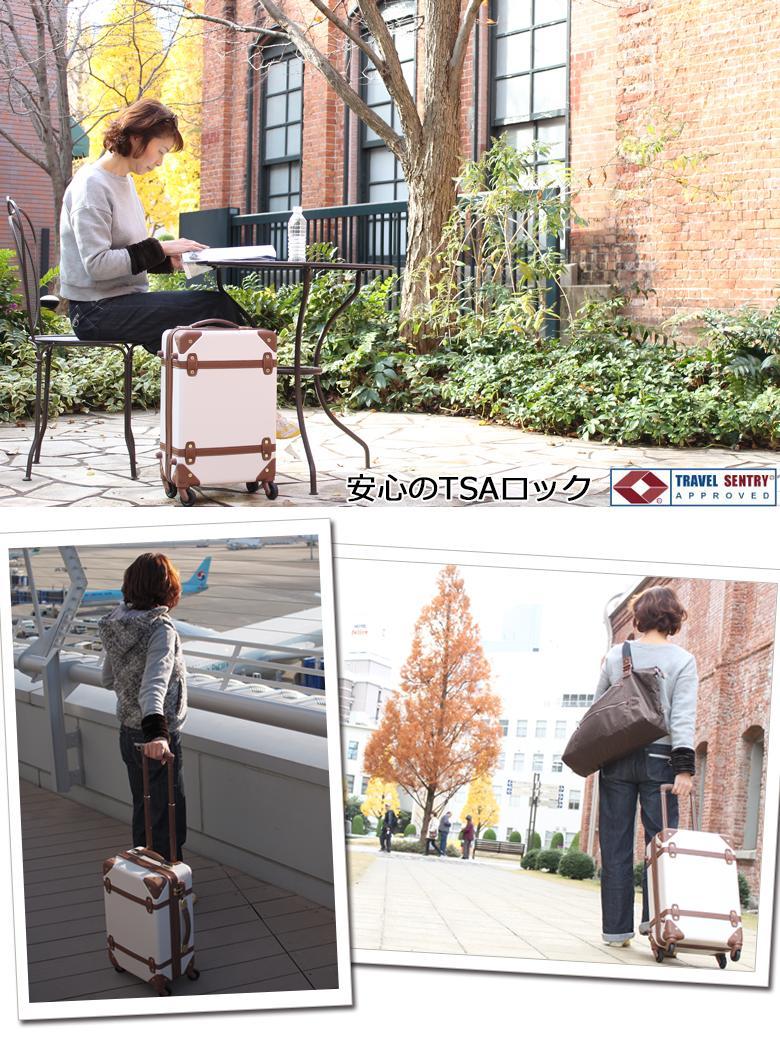 ファスナータイプのキャリーバッグ スーツケース 機内持ち込み可 驚くほど傷に強く軽量 YKKファスナー使用のキャリーバッグ
