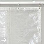ポリエチレン製 ビニールカーテン