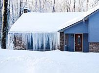 寒冷地の屋外用