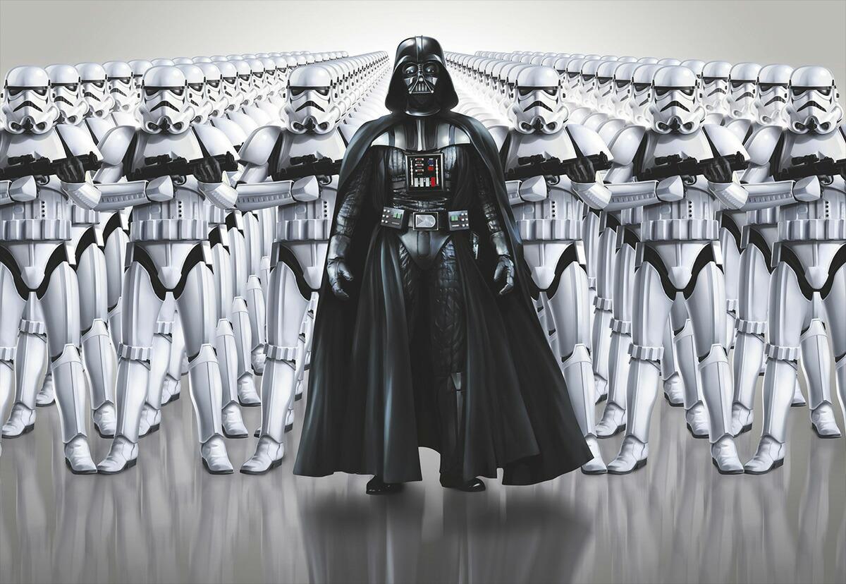 楽天市場 ディズニー ドイツ製壁紙 8 490 Star Wars Imperial
