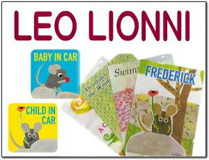 【LIO LIONNI】レオ・レオニグッズ