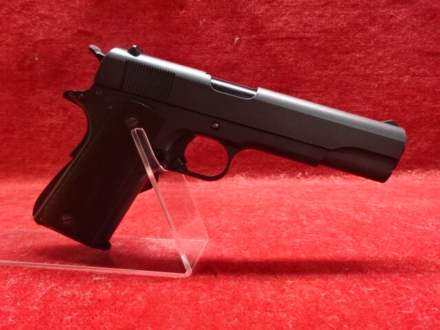 from Japan 0.12g TOKYO MARUI ■No.7 Colt Double Eagle Stainless Air Soft 6mm BB
