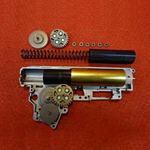 11.1V LIPOバッテリーの超超高速連射