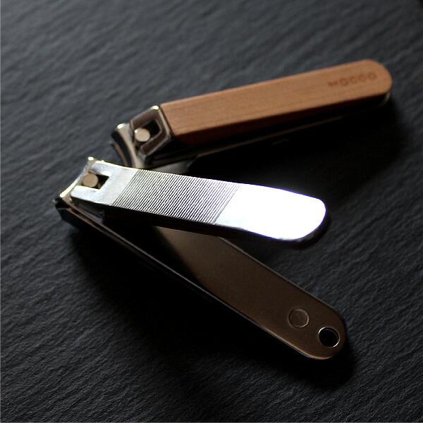 手・足の爪をきれいに切れます、付属のヤスリを使えば、切った爪の表面もなめらかに。