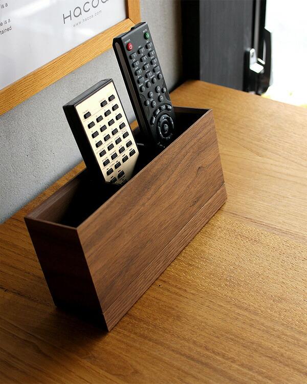 おしゃれな木製リモコンラック・ホルダー「リモコンスタンド」