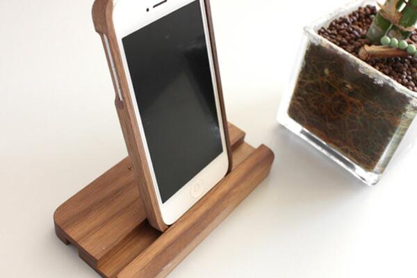 Woodcase Iphone