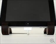 木製アイパッドスタンド「iPad Stand」
