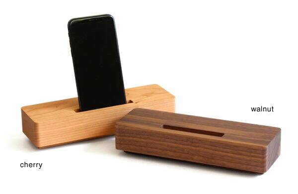 木製スピーカー、メープル・ウォールナット