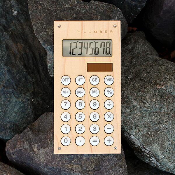 電池不要のソーラー電卓