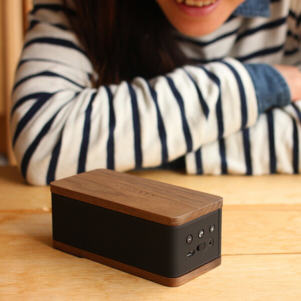 Bluetoothスピーカーで通話も可能