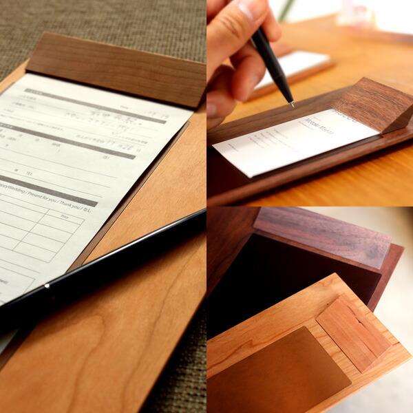 木�������木製クリップボード