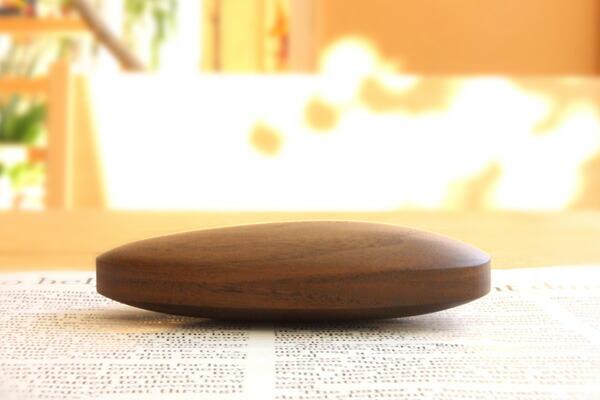 高級材を使用した木製デザイン雑貨
