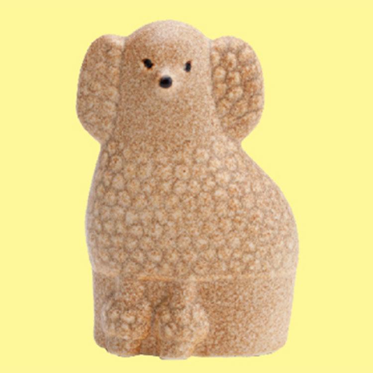 LisaLarson リサ・ラーソン Poodle Mini プードルミニ ブラウン