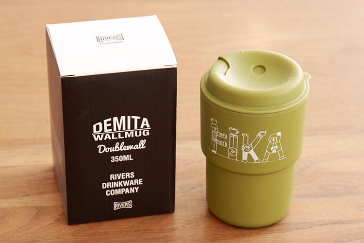 ウォールマグデミタ fika [フィーカ] 290ml